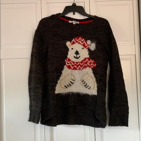 Jolt Sweaters Polar Bear Christmas Sweater Poshmark